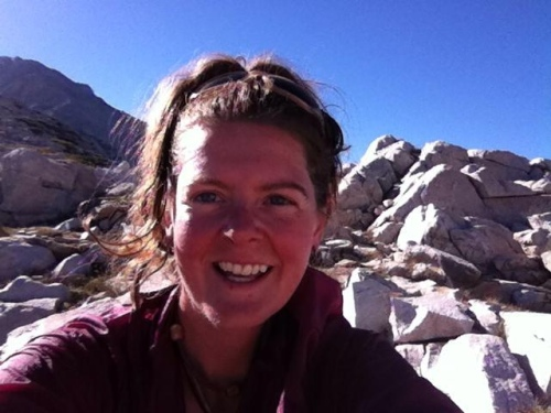 Heather Anderson PCT Hiker