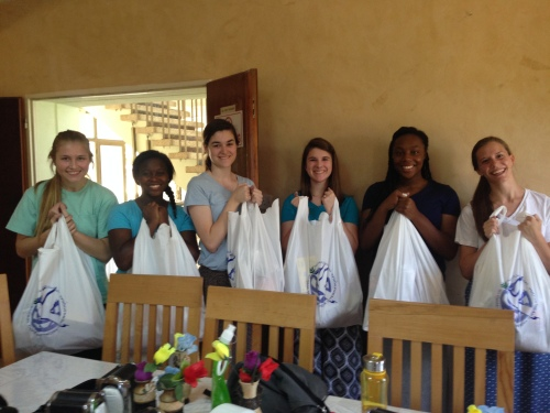 Humanitarian Aid Girls