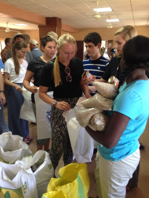 Humanitarian Aid Packages