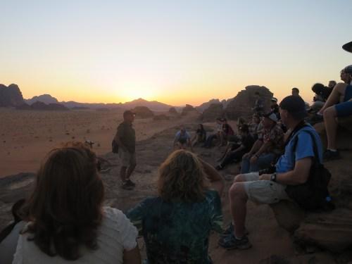 Omar at Wadi Rum