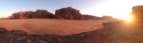 Wadi Rum Pano 1