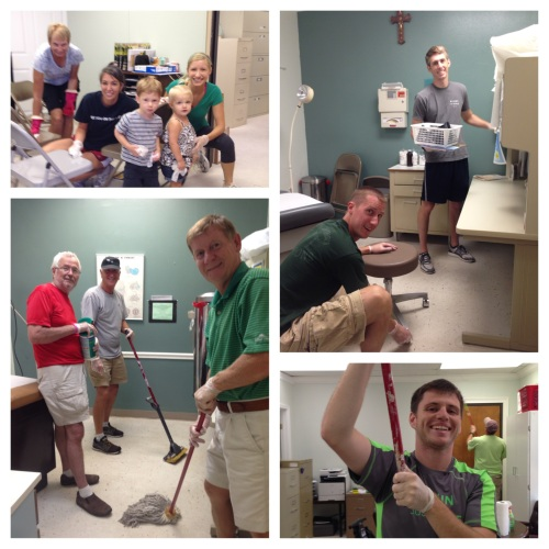 Christ Clinic Adult Helpers