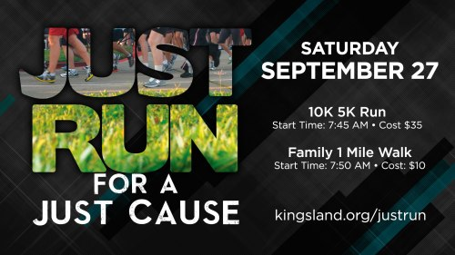 Just Run 2014 promo