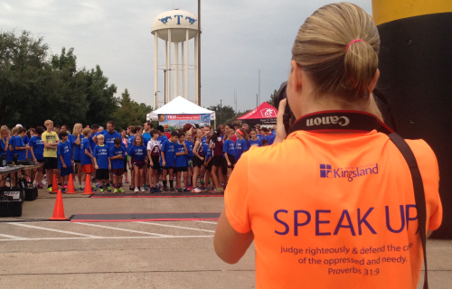 Speak Up - Just Run 2014