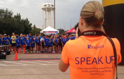 Speak Up - Just Run 2014