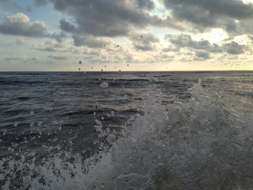El Salvador Waves