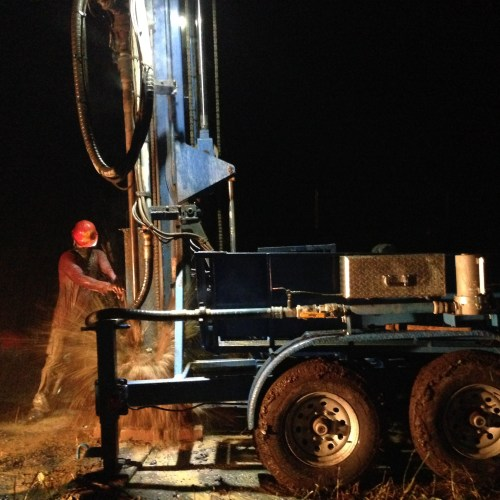 Night Drilling