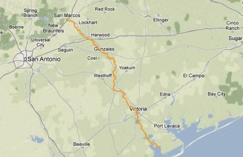 TWS Route