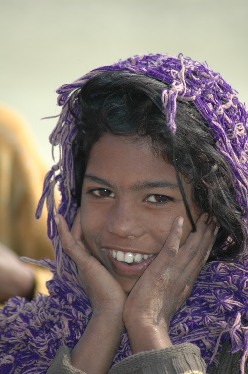Bangla Purple Girl 2007