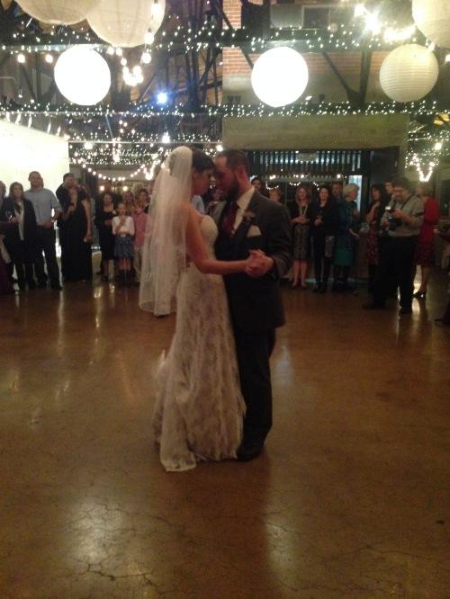 J & A First Dance