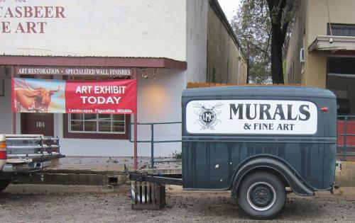 Murals & Fine Art