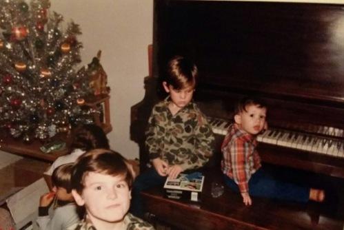 Jonathan and Piano