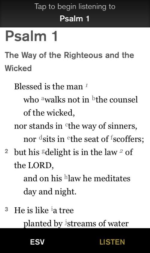 Listen Thru the Bible