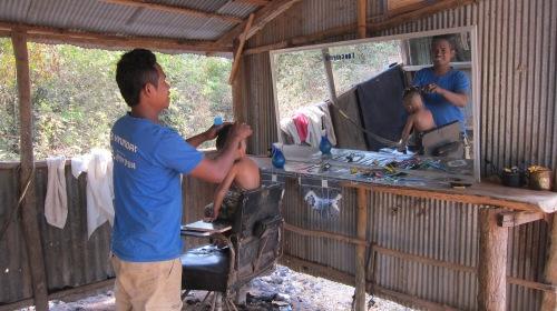Cambodian Haircut