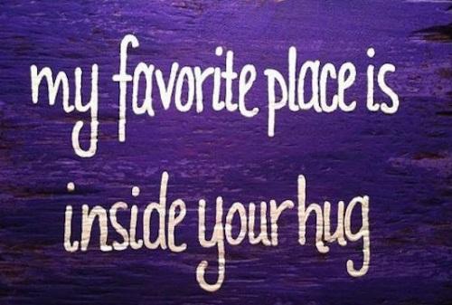 Inside Your Hug