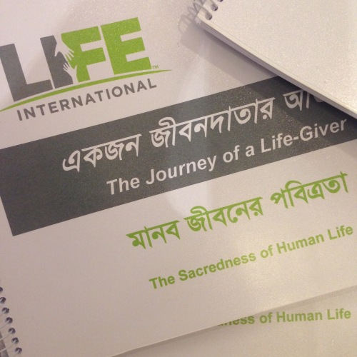Journey of a Life-Giver