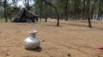 Rohingya Black Tent