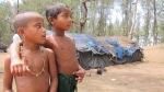 Rohingya Kids atTent