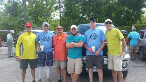 2015 TRM Paddlers