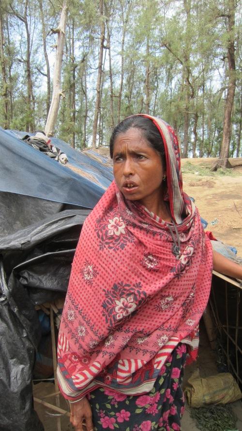 Rohingya Woman | Cox's Bazar, Bangladesh | 18 April 15