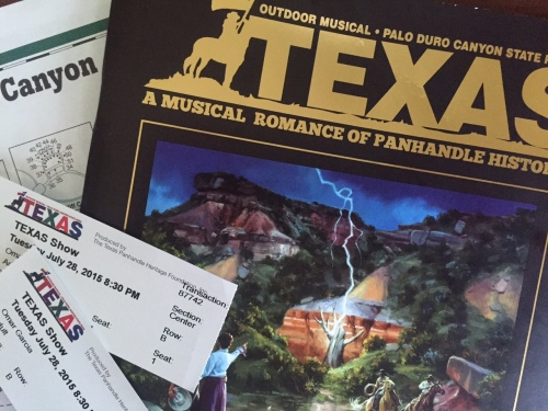Texas Booklet