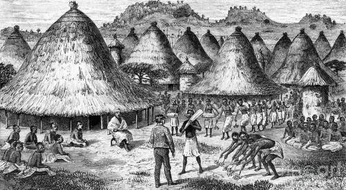 David Livingstone in Chitapangwa