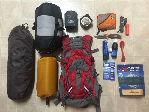 Africa Camping Items