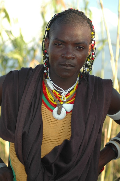Sukuma Tribesman | 2007 | Tanzania
