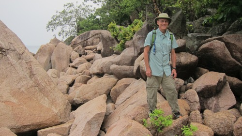 Terry Hike Rocks