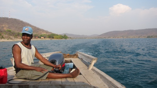 TZ Boat Driver