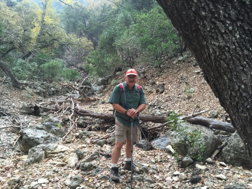 Omar Hill Country Hike