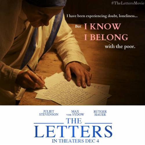 The Letters Poster