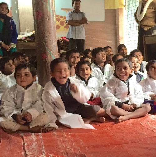 Rudra's Smiling Kids