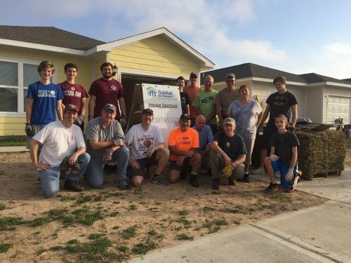 Habitat Sod Team A