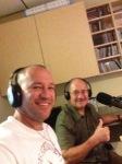Brian and Omar onRadio