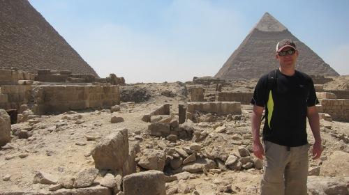 Brian at Pyramids