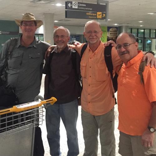 Texas Boys to Amazon