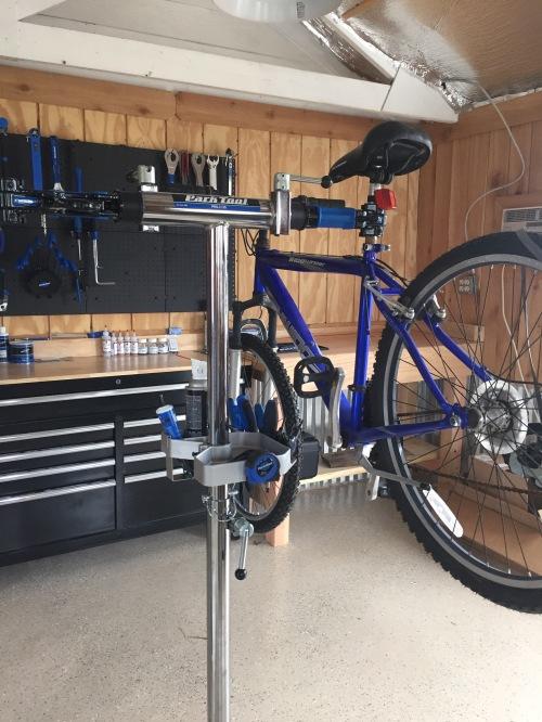 Manna Bike Shop Bike