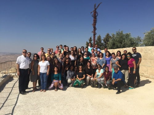 Students at Mount Nebo 2016