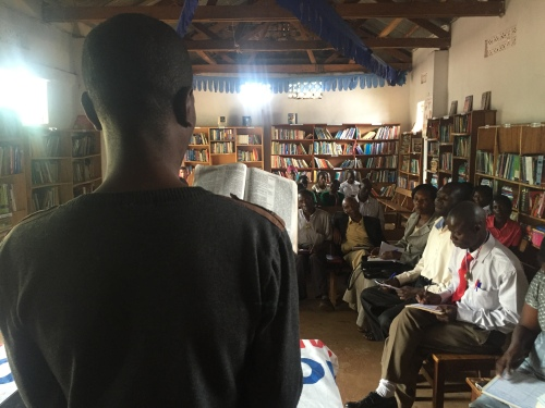 SOHL Uganda Session