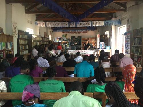 SOHL Uganda Tara Hall