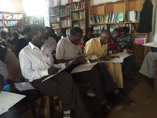 SOHL Uganda Art Project