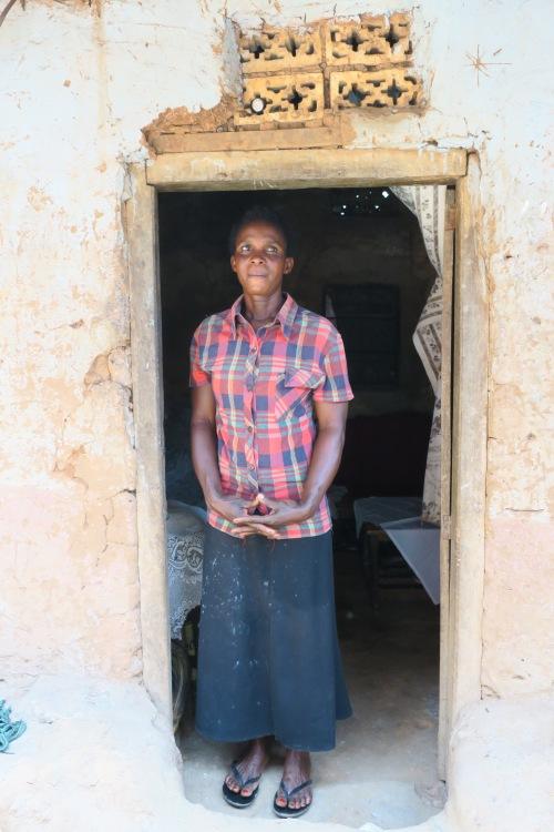Kawempe Woman