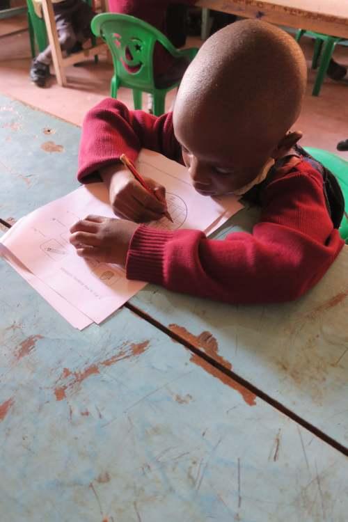 Miracle School Boy