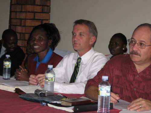Uganda 08 Teaching