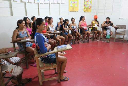 Bible Study in Pindobal