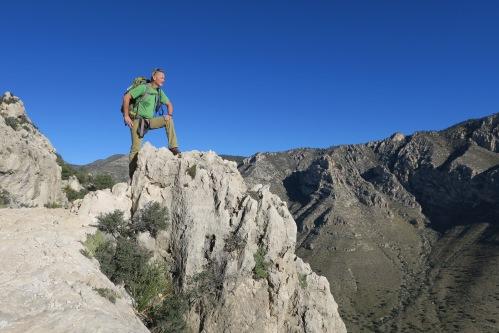 Doyle on GP Trail